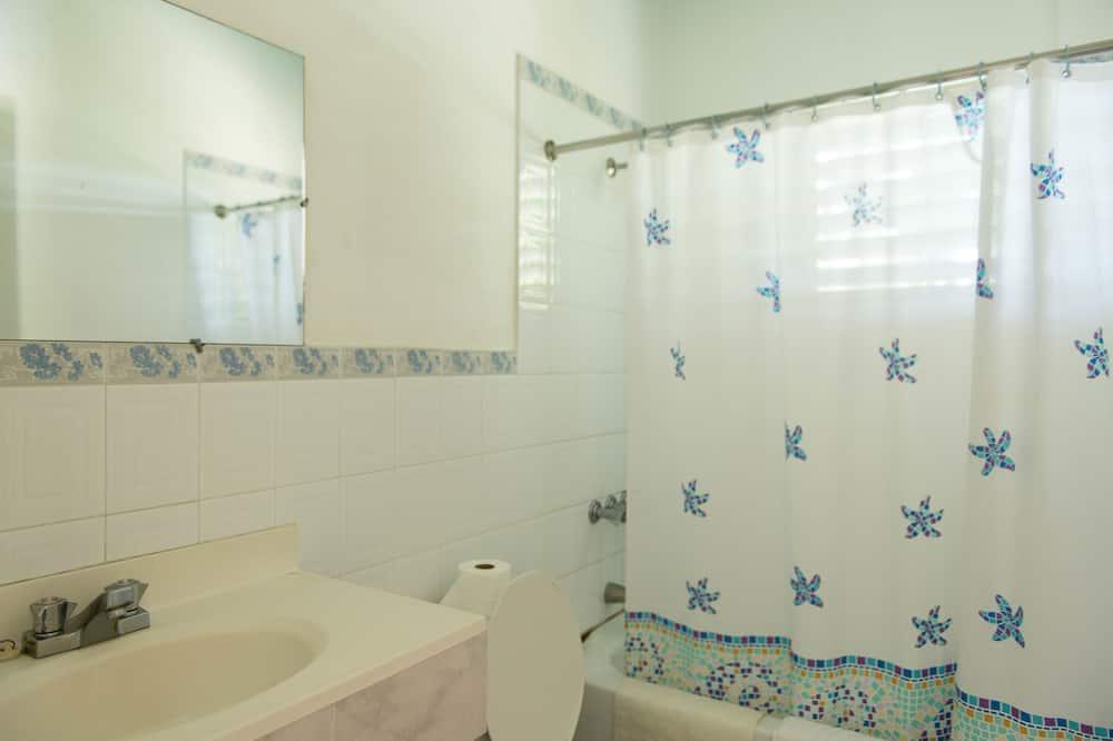 高級三人房, 1 間臥室, 廚房 - 浴室