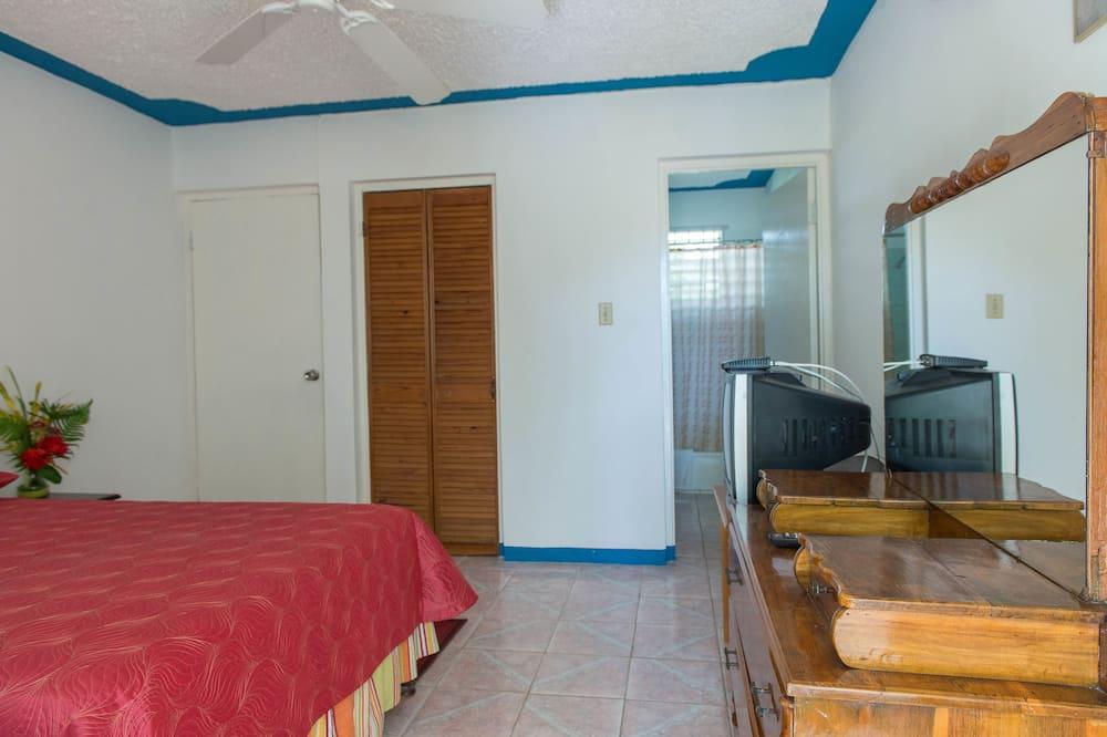 高級雙人房, 1 張標準雙人床, 廚房 - 浴室