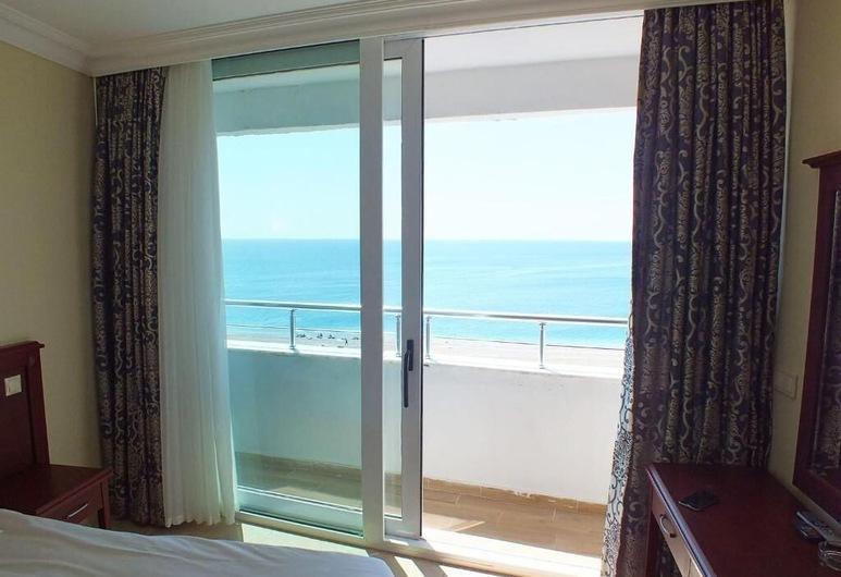 Acropol Beach Hotel, Konyaaltı, Doppelzimmer, Meerblick, Zimmer