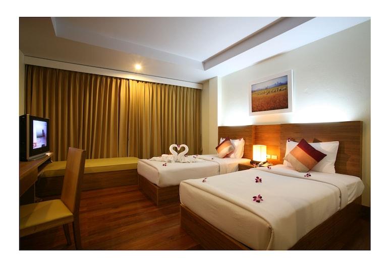 Baan Saikao Plaza Hotel & Service Apartment, Ko Chang, Superior Room, Guest Room