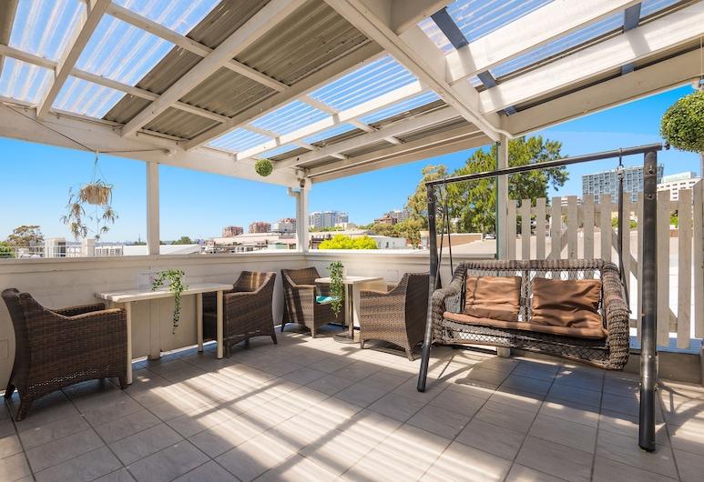 Sydney Star Backpackers, Woolloomooloo, Áreas del establecimiento