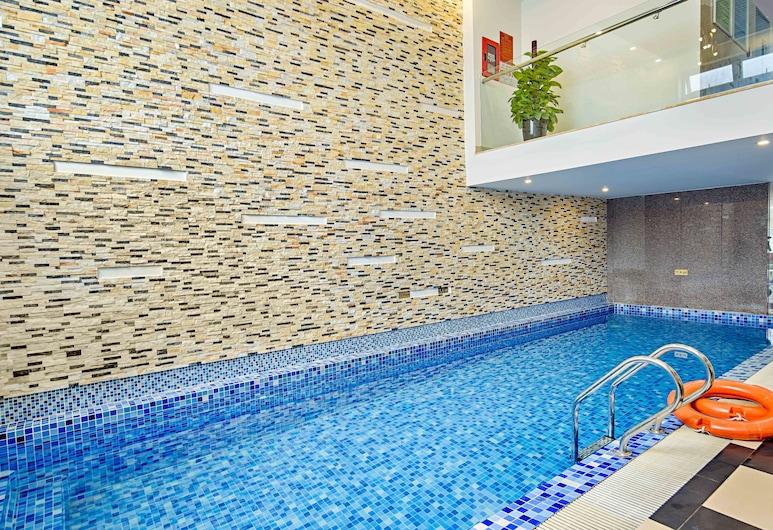 金星飯店, 峴港, 泳池瀑布