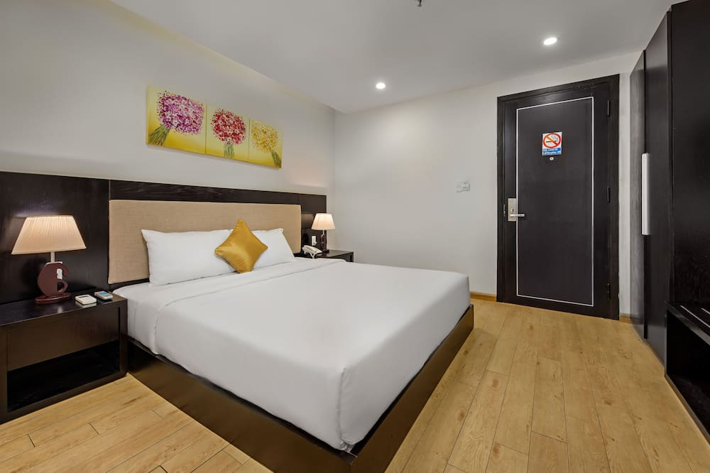 Superior Room, 1 Double Bed - Living Room
