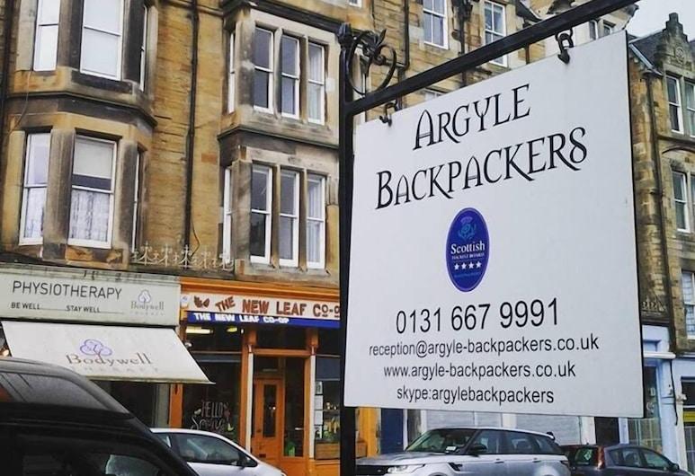Argyle Backpackers, Edinburgh