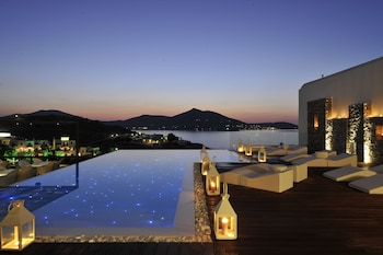 Picture of Senia Hotel in Paros