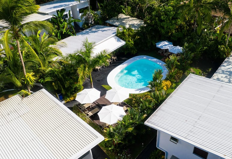 Hotel Vela Bar - Adults Only, Manuel Antonio, Aerial View