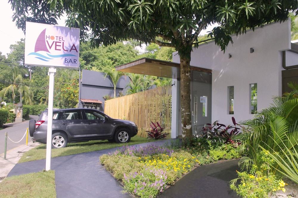 Hotel Vela Bar S Only Manuel Antonio Costa Rica Hotels