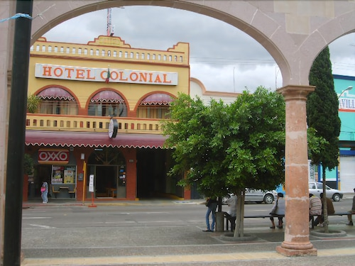 Hotel Colonial Aguascalientes