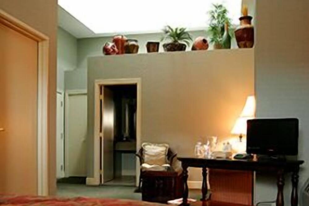 Štandardná izba, 1 veľké dvojlôžko - Obývacie priestory