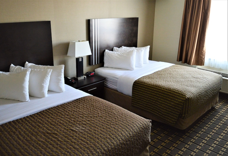 Sigma Inn & Suites Melville, Мелвілль, Стандартний номер, 2 ліжка «квін-сайз», міні-кухня, Номер