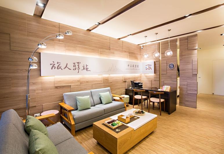 Traveller-Inn Zhongzheng Library, Taitung