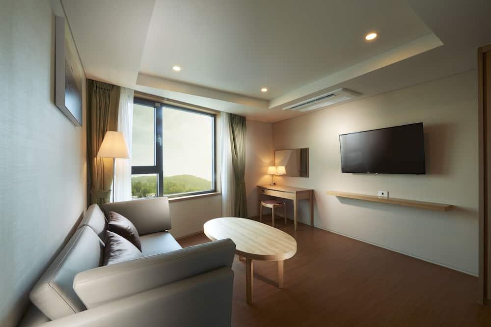 Suite junior (MINI BAR PKG) - Sala de estar