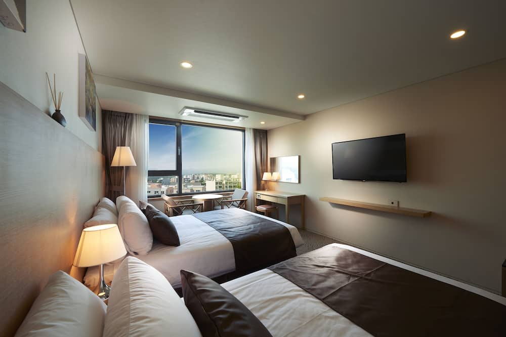 Free Room Upgrade-Standard Twin to Deluxe Twin (Breakfast option only:Breakfast is Non-Refundable) - Vista de la habitación