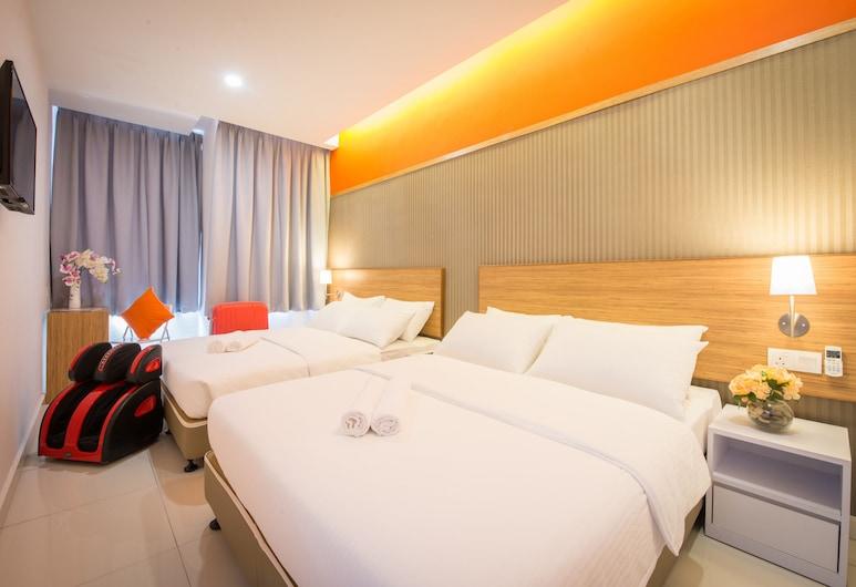 Sovotel Boutique Hotel at Uptown 36, Petaling Jaya, Quarto Familiar (with Foot Massager), Quarto