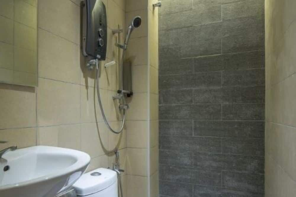 Superior-Zimmer, 2Einzelbetten - Dusche im Bad