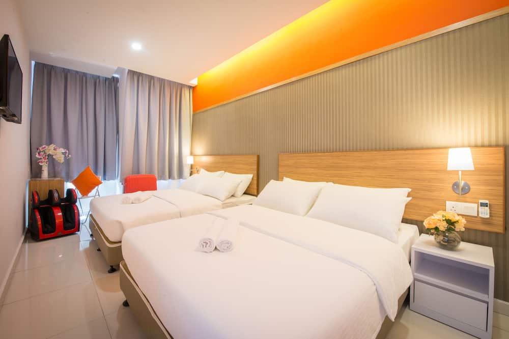 Familienzimmer, 2Queen-Betten - Zimmer
