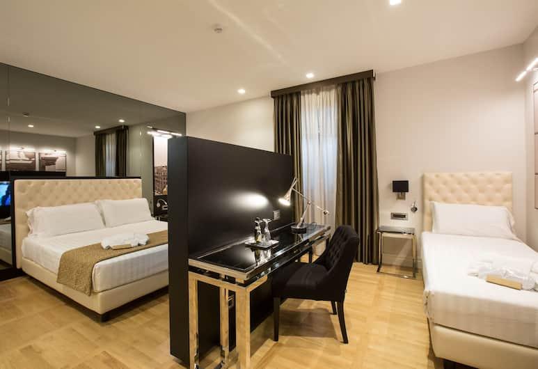 Floris Hotel, Roma, Suite Junior, Camera