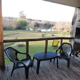 Superior Duplex, 2 Bedrooms, Kitchen, Lagoon View - Terrace/Patio
