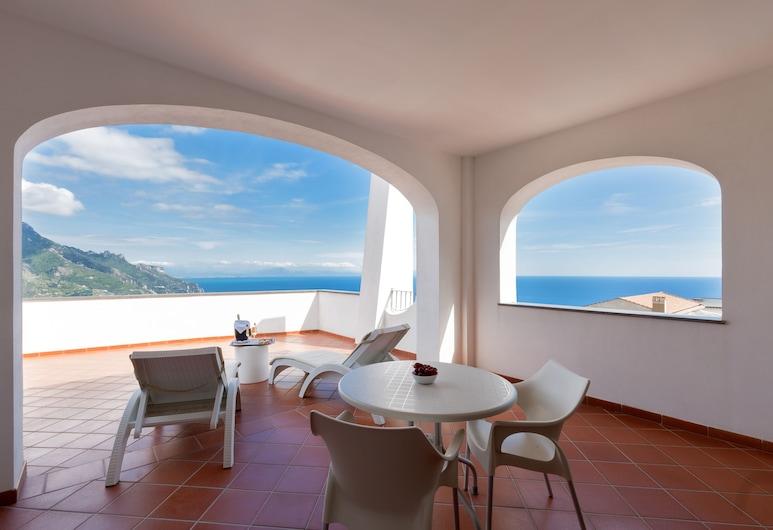 Villa Piedimonte, Ravello, Deluxe Double or Twin Room, Balcony