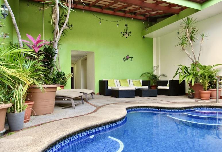 Hotel La Guaria Inn & Suites, Alajuela, Venkovní bazén