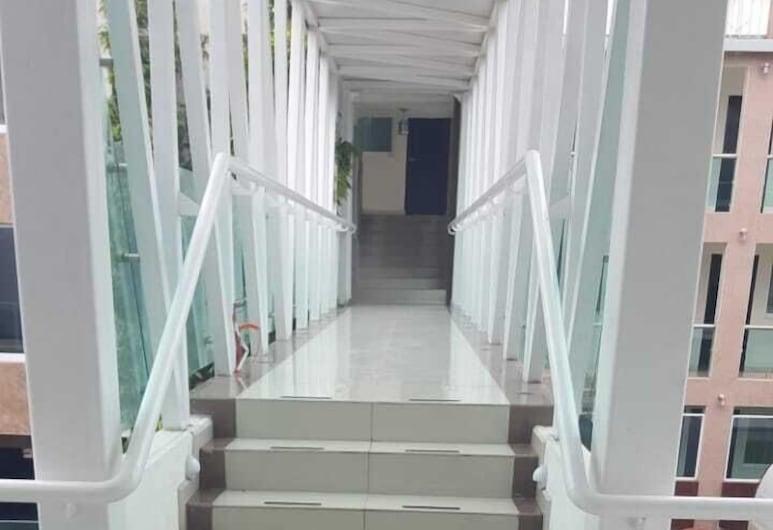 Hotel GYA Boutique, אגואס קליינטס, מדרגות