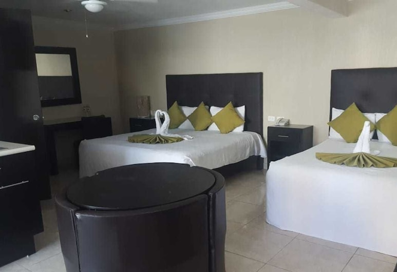 Hotel GYA Boutique, Aguascalientes, Apartament typu Suite, 1 sypialnia, Pokój
