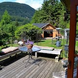 Cottage, Mountain View - Terrace/Patio