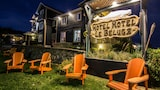 Choose This 3 Star Hotel In Tadoussac