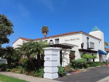 聖塔芭芭拉梅森海灘旅館的圖片