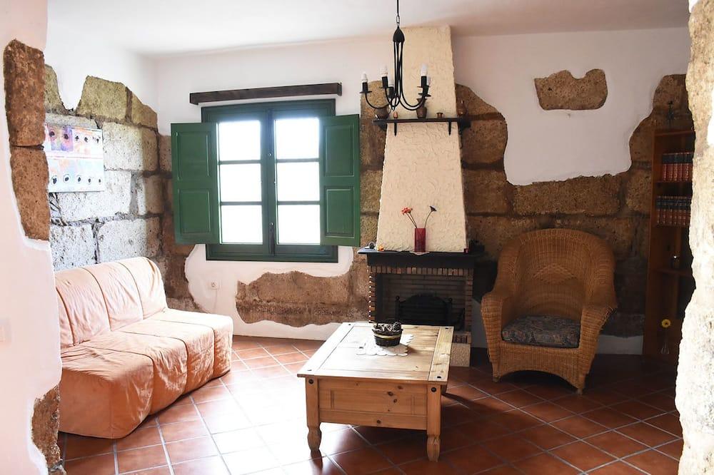 平房, 2 間臥室, 庭院, 山景 (Abona) - 客廳