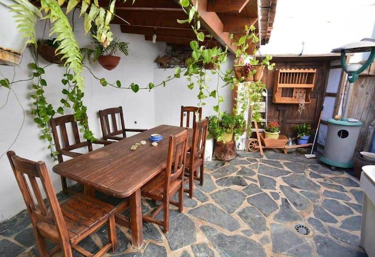El Atajo , Guia de Isora, Terrasse/veranda