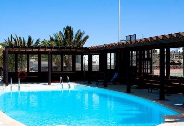 Hotel Rural Restaurante Mahoh, La Oliva, Piscina Interior