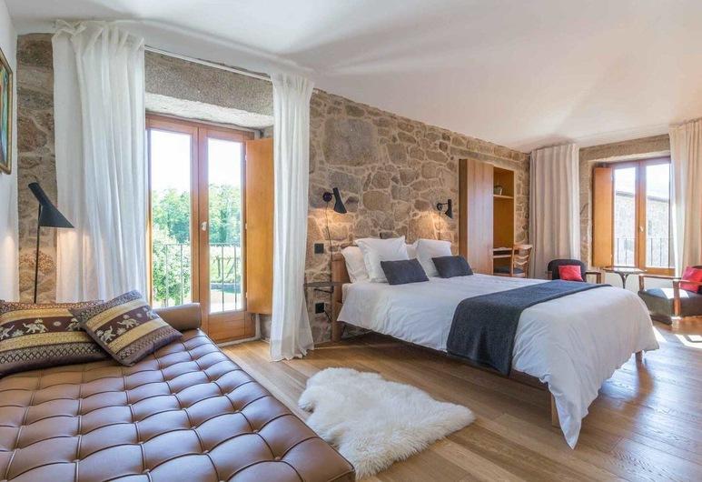 Os Lambráns, פדרון, חדר זוגי (Cama Extra Opcional), חדר אורחים
