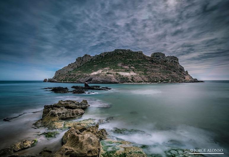 Albergue Isla Del Fraile, Aguilas, Plaža