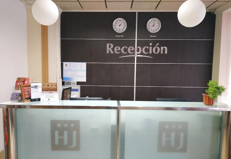Hotel Julián, Alhama de Murcia, Reception