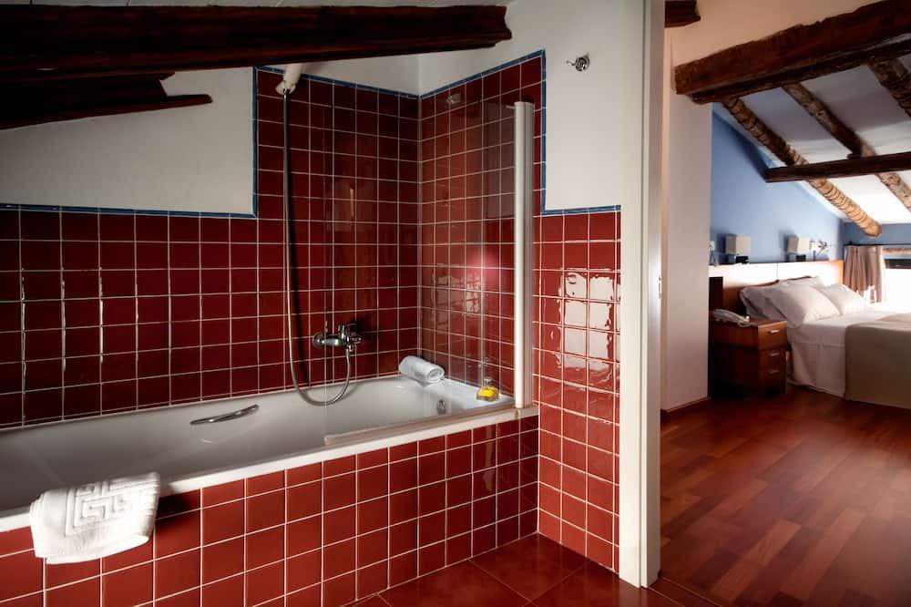 Suite (De Ceyt Abuceyt) - Badezimmer
