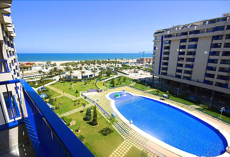 Patacona Resort, Alboraya, Vista desde la propiedad