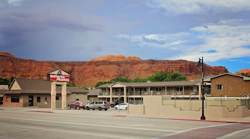 Moab — zdjęcie hotelu Bowen Motel