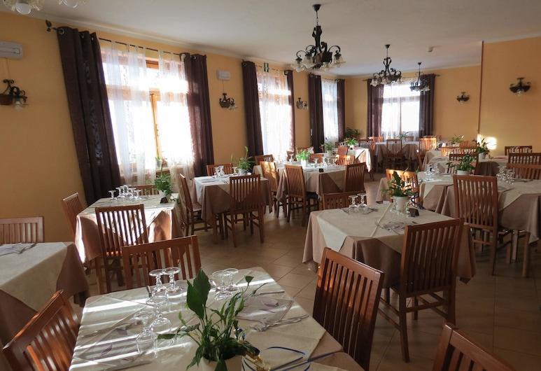 Hotel Col Serena, Etroubles, Ravintola