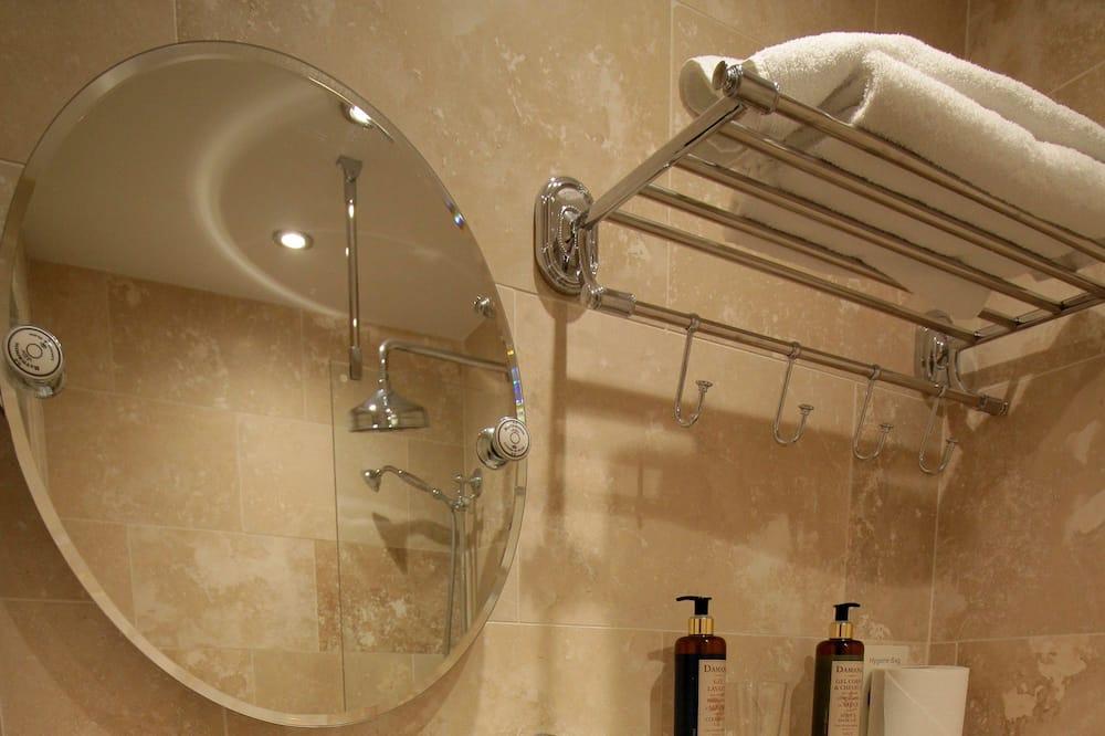 Dvokrevetna soba za jednu osobu (Brabinger) - Kupaonica