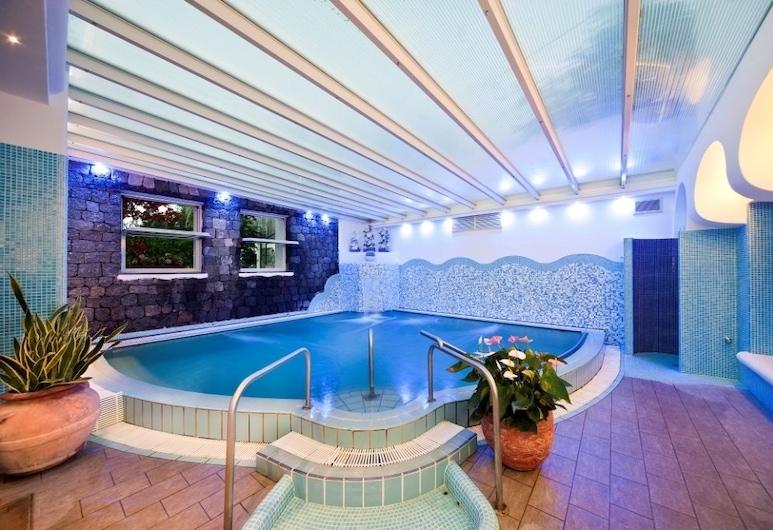 호텔 플로리디아나 테르메, 이스키아, 실내 수영장