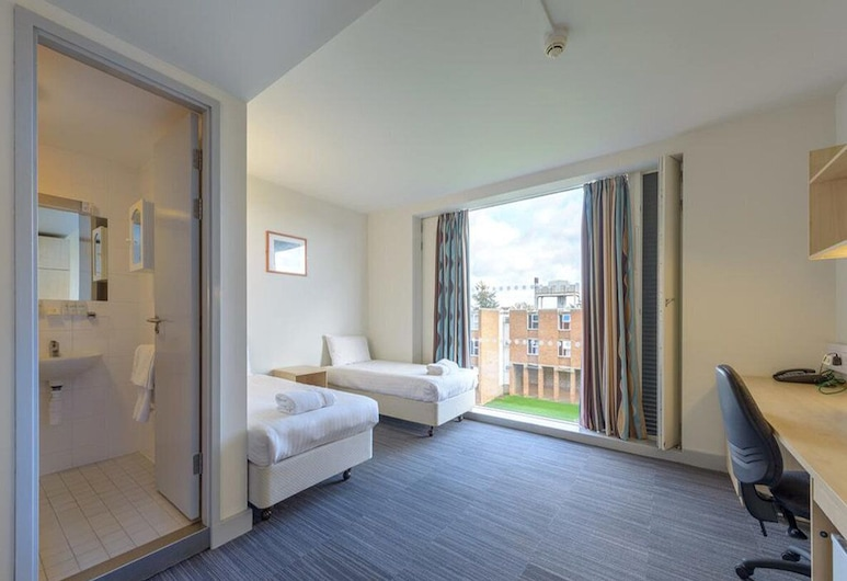 Mitchell Hall, Bedford, Guest Room