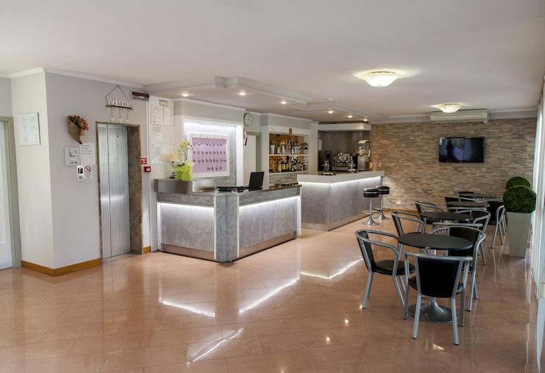 Hotel Concorde, Bellaria-Igea Marina, Vastuvõtuala