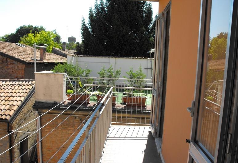 Una Notte Al Museo , Ferrara, Appartement, 2 slaapkamers, Balkon, Kamer