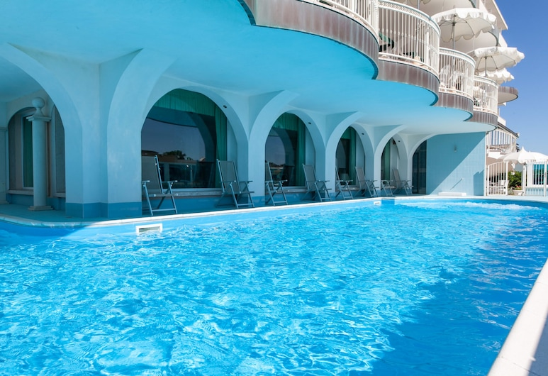 Hotel Negresco, Cervia, Outdoor Pool