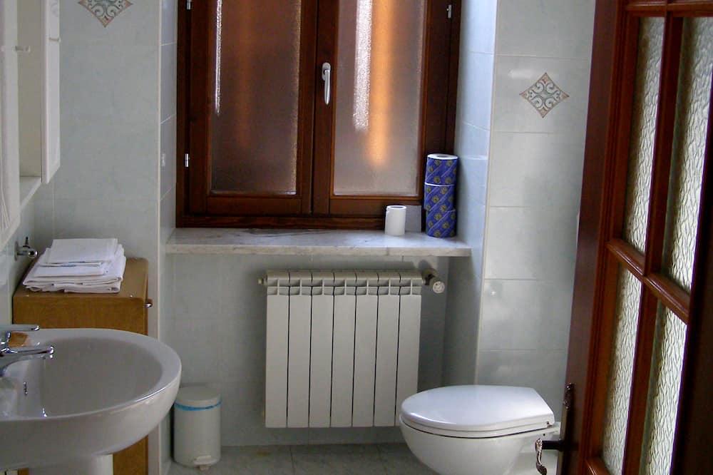 חדר זוגי - חדר רחצה