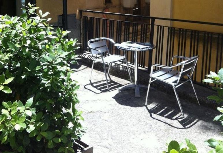 Albergo Antica Foresteria Catalana, Agrigento, Terrace/Patio