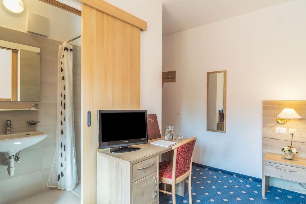 Single Room, Mountain View - Bathroom