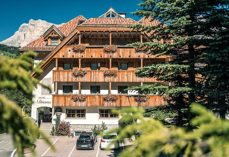 Hotel Diana, Badia