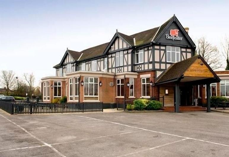 Premier Inn Manchester Airport - Heald Green, Heald Green, في المنطقة الخارجية